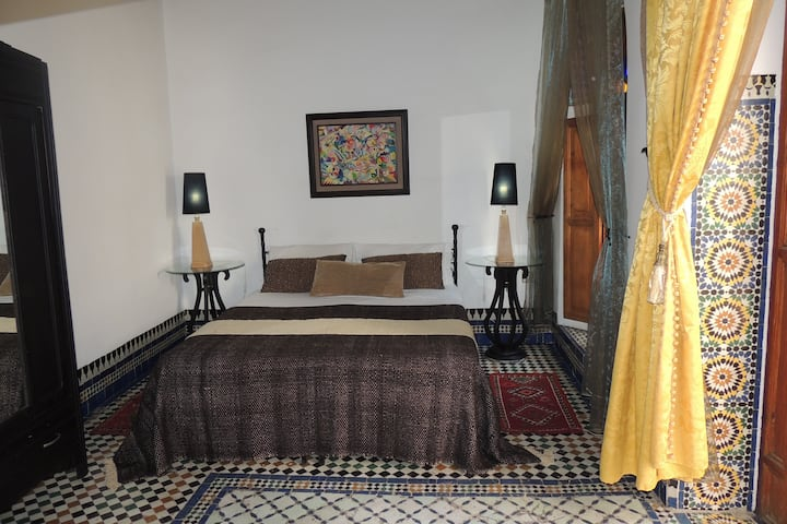 Suite Cannelle - Riad Laayoun