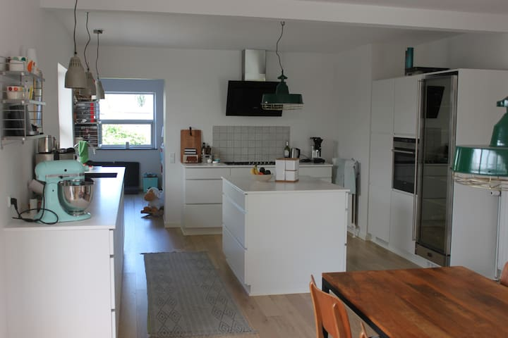 Wonderful house close to Roskilde Festival - Roskilde - House