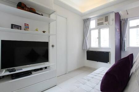 NEWLY Refurbished Apt for 2-5 ppl - Χονγκ Κονγκ