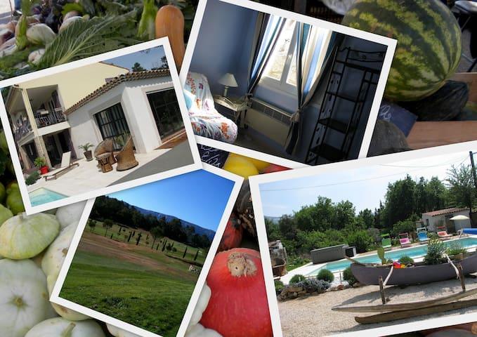 La villa maoré - Nans-les-Pins - Apartamento