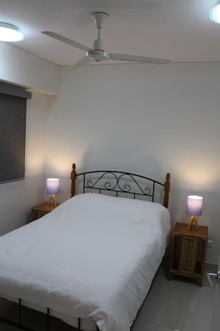 Inner city private room - Darwin - Appartement