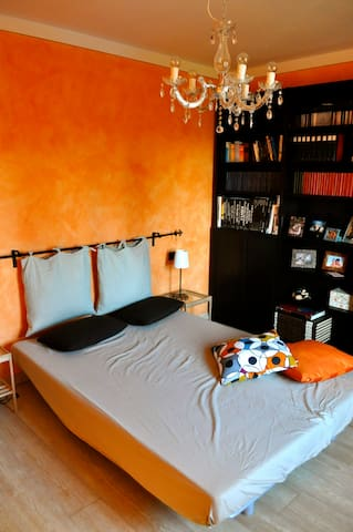 Double room with a private bathroom - Pieve A Presciano - Bed & Breakfast