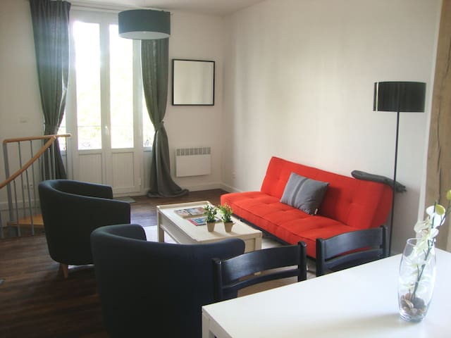 Cosy flat near Giverny - Vernon - Apartment