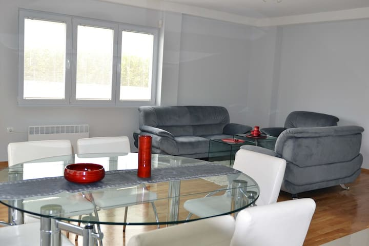 Luxury apartment near center - Sopishte - Apartemen