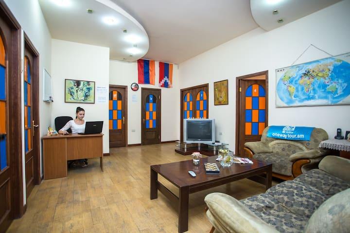 One Way Hostel Tumanyan - Yerevan - Bed & Breakfast