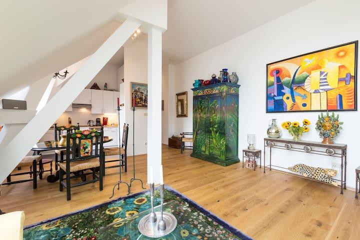 New top Fluor in top Location - Berlin - Appartement en résidence