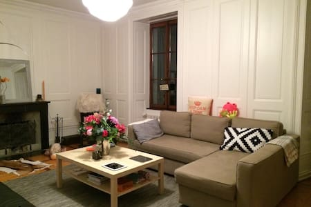 Charming appt - 2min walk from lake - Vevey - Wohnung