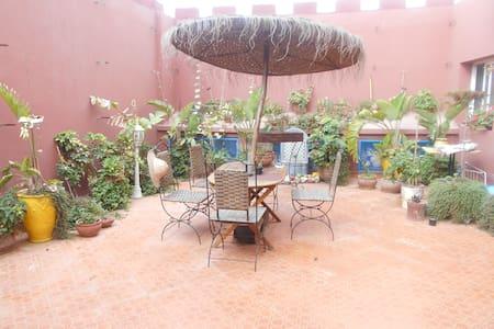 Agadir Résidence Amskroud  La maison des 7 tortues - Agadir - Lakás