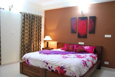 Oberhome a home away from home - Bengaluru - Bungalow - 1