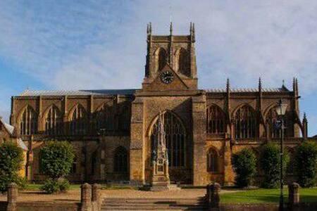 Elegant listed building near Abbey - Sherborne - Bed & Breakfast
