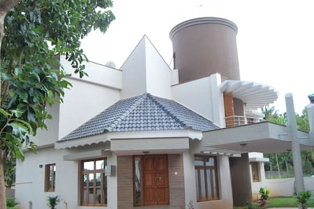 Oberhome a home away from home - Bangalore - Bungalou