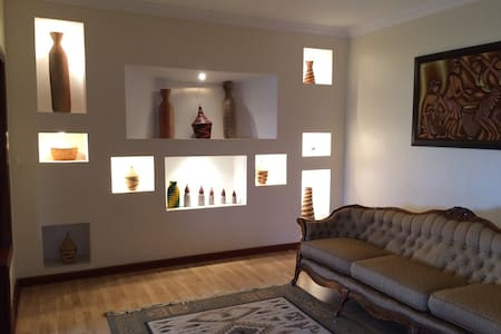 Room in African house - Kigali - Hus