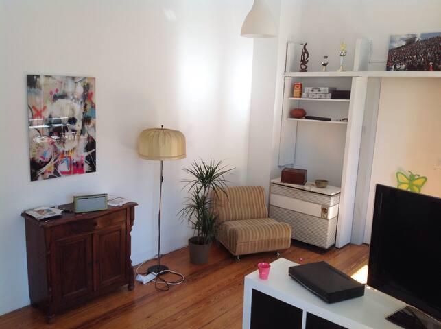 Schöne 3 Zimmer Altbauwohnung - Freiburg - Apartment