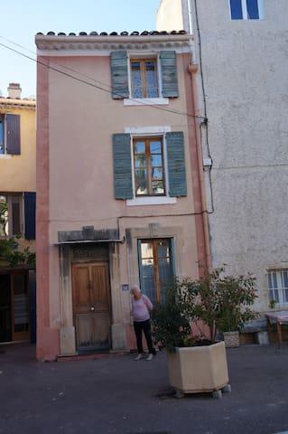 La maison d'ocre  - Villes-sur-Auzon