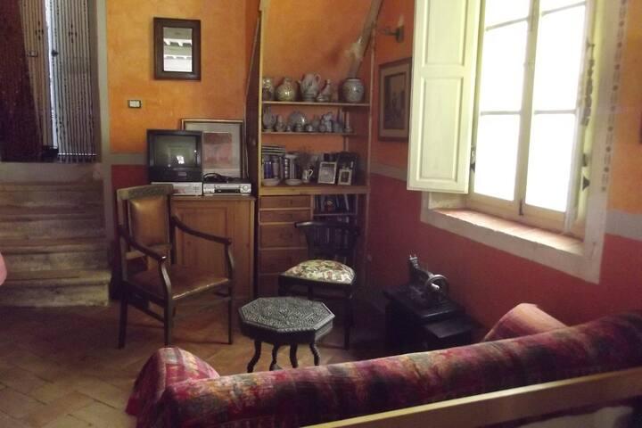 Centro storico artistico appartamento 120mq