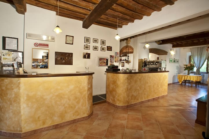 Accogliente BnB in Toscana - La Miniera - Bed & Breakfast