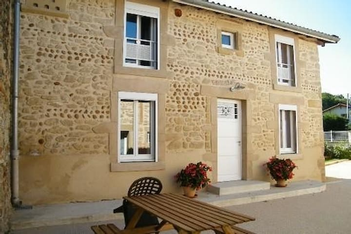 La Ferme Thivolle - Chantemerle-les-Blés - Huis
