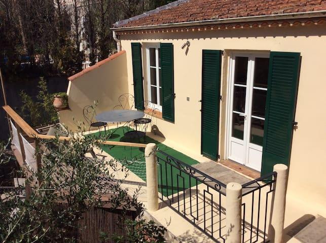 Pavillon - Théoule-sur-Mer - Dům