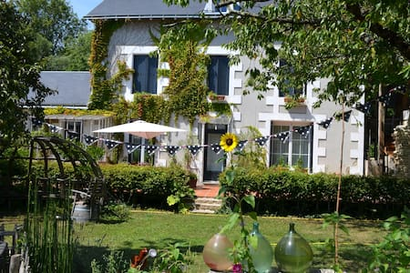 un écrin de verdure à Poitiers - Haus
