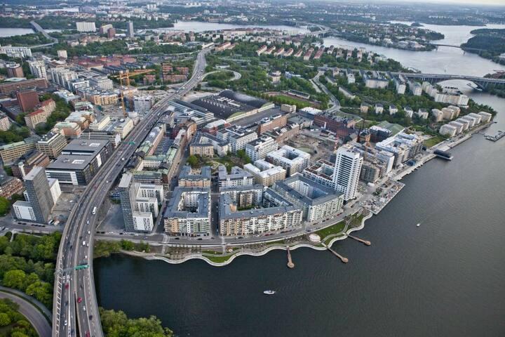 perfekt affär liten i Stockholm