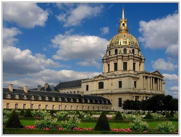 Studio de charme proche Invalides - Pariisi - Talo