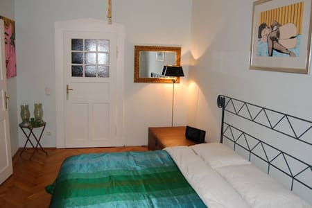 Central BedRoom for 2 or 3 - Munich