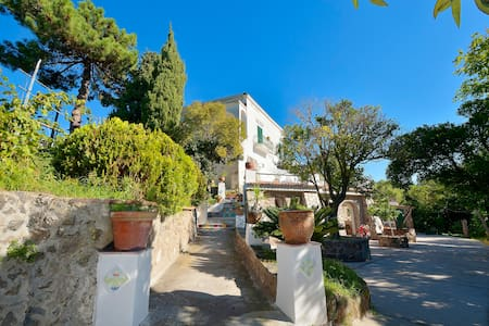 Exclusive Villa apartment-1 Ischia - Barano d'Ischia - 아파트