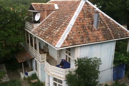 Прелестный деревенский дом в горах - Манглиси - บ้าน