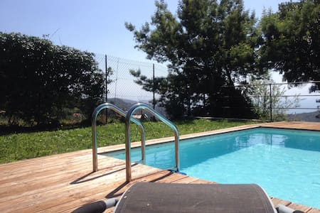 Villa with private pool - Leivi - Villa