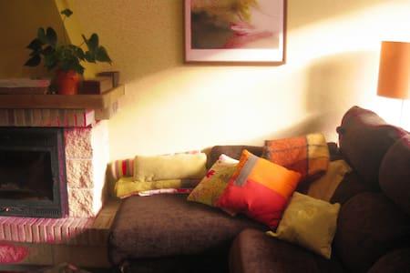 Casa con jardin en La Rioja - Ollauri - Chalet