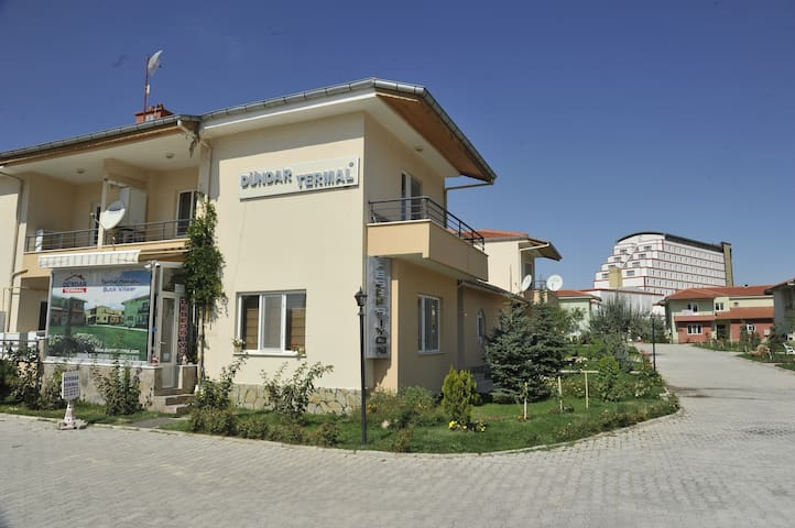 Thermal Villa Rental Afyonkarahisar - Demirçevre Köyü - Villa
