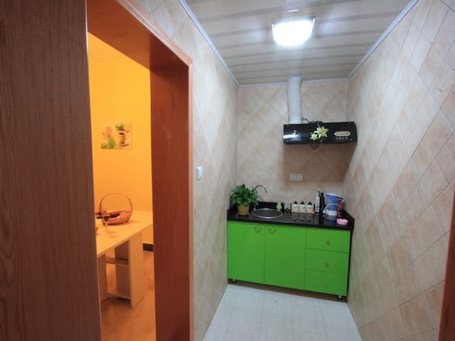 Apartment (1 Doublebed) - Huangshan - Apartment