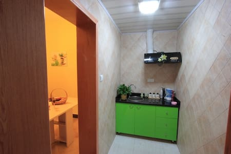 Apartment (1 Doublebed) - Huangshan - อพาร์ทเมนท์