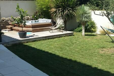Détente zen entre mer et Garrigues - Aigues-Vives - Condominium