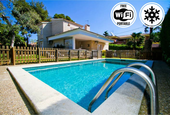Villa Girasols - Turismar - Cambrils - Rumah