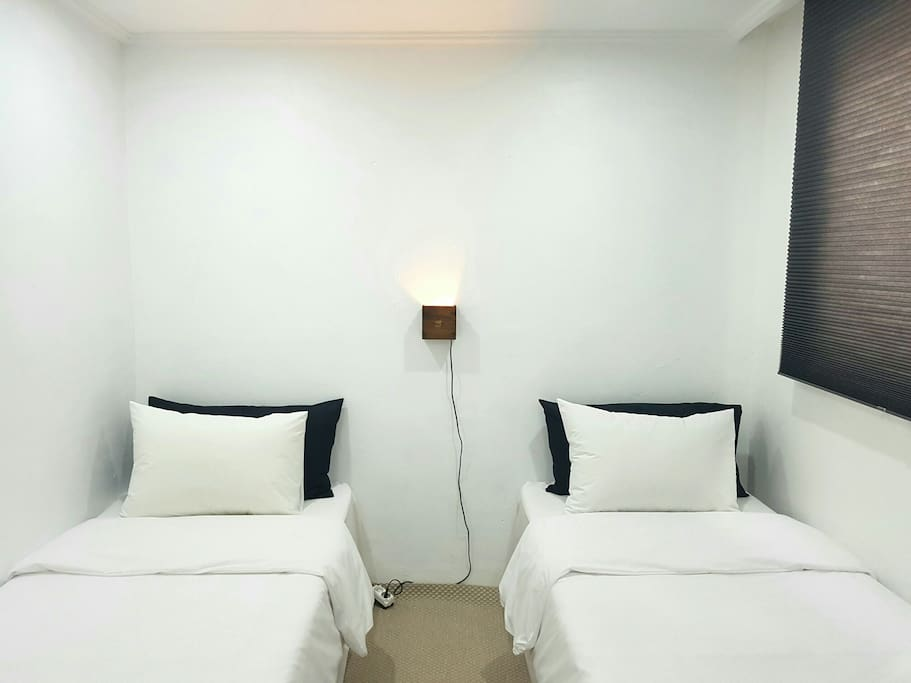 view of the room