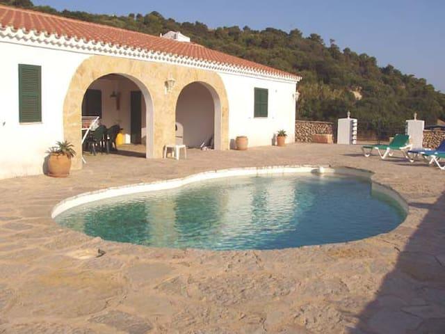 Las Indias, finca L'Enzell Menorca