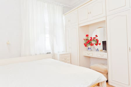 Cute Rooms in center of Moscow city