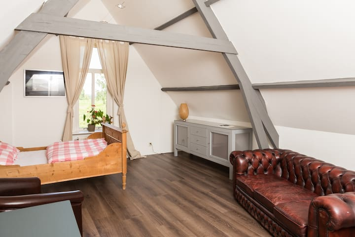 Cosy apartment in old monument - De Heen - Byt