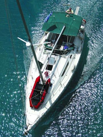 Yachting Experience - 2 cabins - Kalamaria