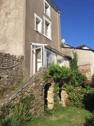 Maison de bourg - Indre - House