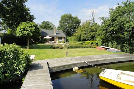 Vrijstaande woning aan Veerse Meer - Arnemuiden