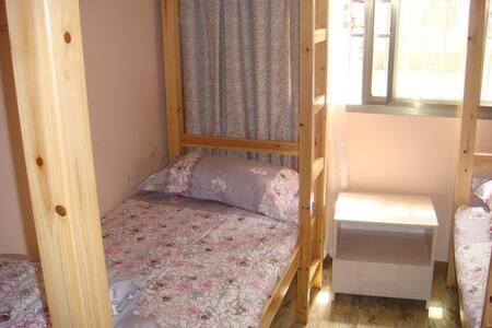 5er Dorm (Jungs) - Huangshan - Schlafsaal