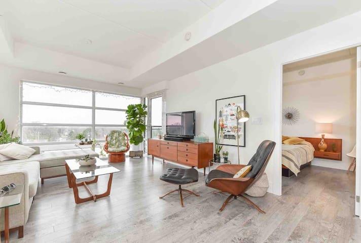 Bright Kitchener low rise luxury condo