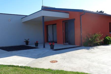 Logement récent pour 4 personnes - Brem-sur-Mer - Huoneisto