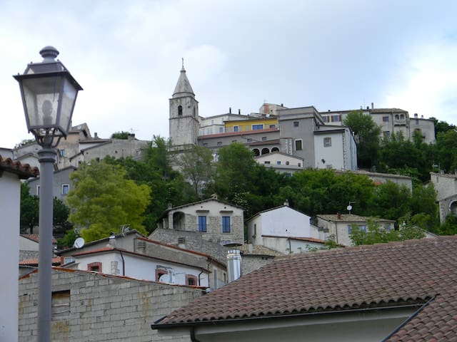 Beauty and peace in the mountains of Alto Molise