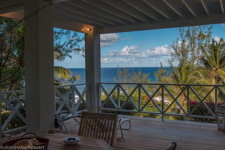 """""""Beyond"""" a paradise in Barbados"""