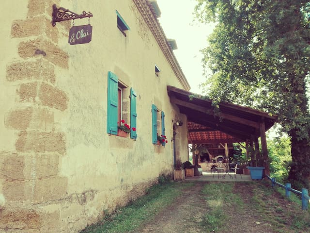 Maison d'hôtes Le Chai d'Armagnac