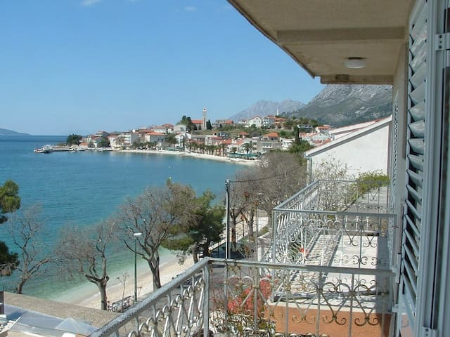 Room with 2 beds - Gradac - Haus