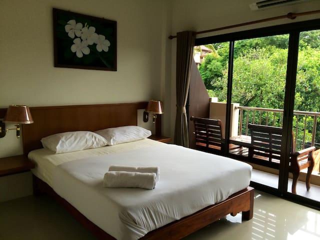 舒適的客房在我們酒店附近的海灘, Lamai, Koh Samui - Samui - Leilighet